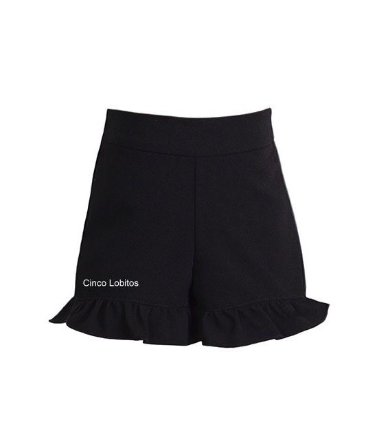 Conjunto pantalón corto niña colección Parade EVE Children