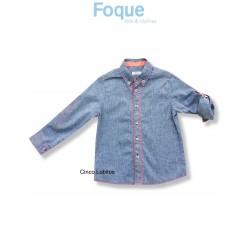Camisa colección Balandro de Foque