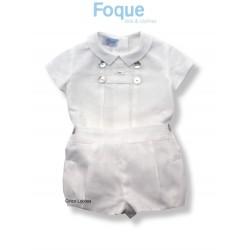 Conjunto bebé colección Vaporetto de Foque
