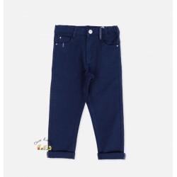 Pantalón niño marino Tutto Piccolo