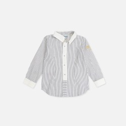 Camisa de rayas niño Tutto Piccolo