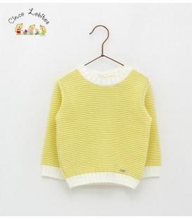 Jersey amarillo limón colección Rebeldía de Foque