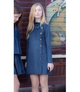 Vestido recto colección TEENAGER de EVE Children
