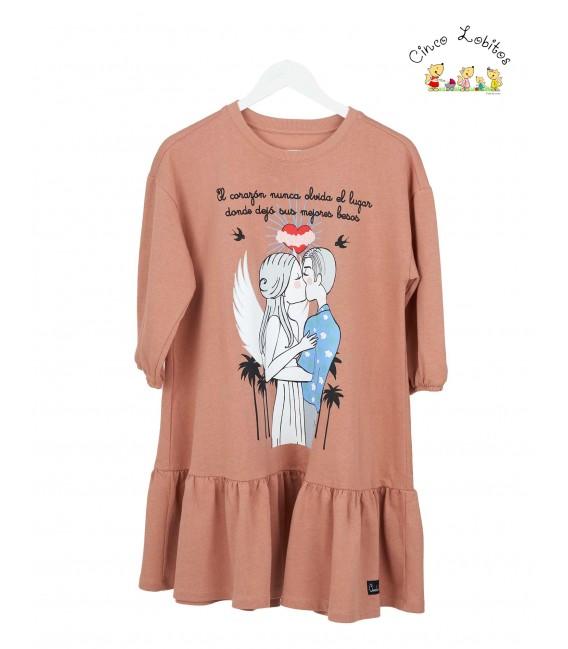 Vestido ROMEO Y JULIETA de Anabel Lee