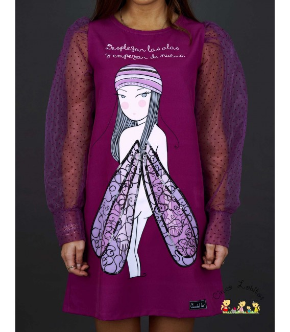 Vestido LIBÉLULA de Anabel Lee