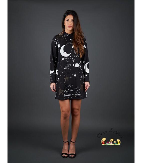 Vestido CONSTELACIONES de Anabel Lee