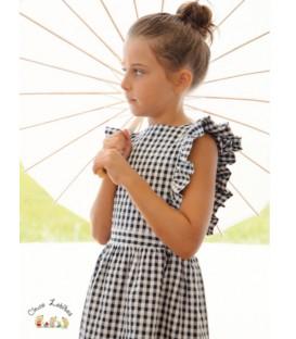 Vestido cuadro VICHY de EVE Children