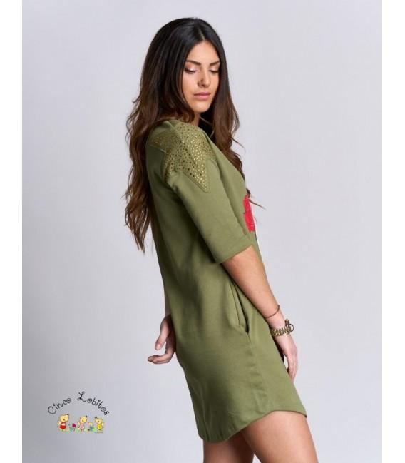 Vestido CORONA de Anabel Lee