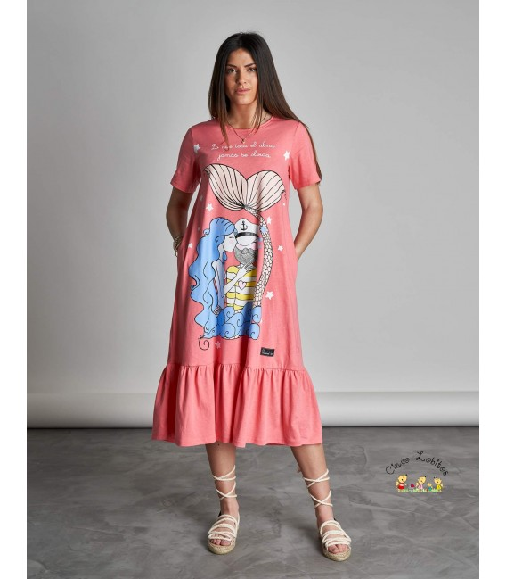 Vestido SAILOR de Anabel Lee