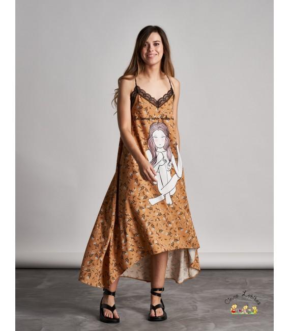 Vestido BUEN ROLLO de Anabel Lee