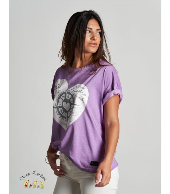 Camiseta TU Y YO de Anabel Lee