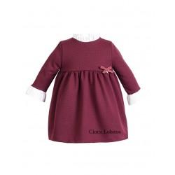 Vestido Dots corte en pecho EVE Children